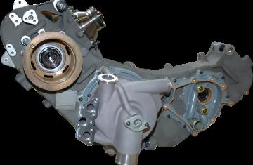 Transmission de puissance du moteur TP400