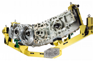 Trent 7000 power transmission system