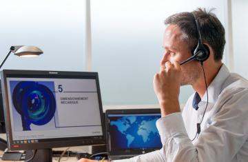 Offre de support et de services client de Safran Landing Systems