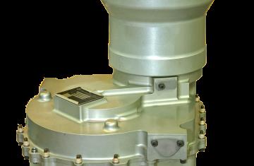 Réducteur de vitesse pour le turbomoteur CTS800
