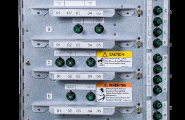 Système de distribution électrique secondaire