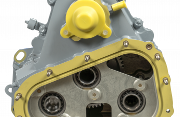 Accessory gearbox for the main gearbox of the Airbus Helicopters H175