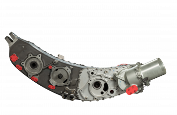 LEAP-1B power transmission system