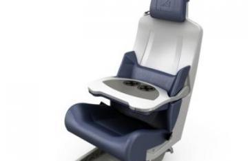 VTOL technical seats