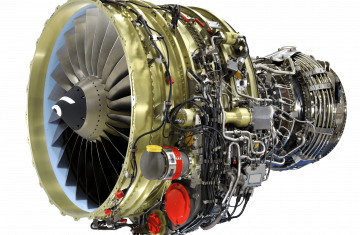 CFM56 engines for single-aisle commercial jets