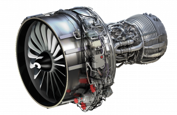 LEAP-1A engine for single-aisle commercial jets