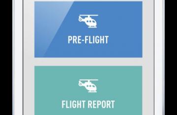Cassiopée Digital Flight Report