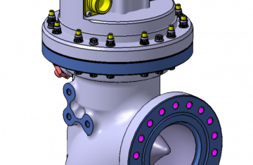 ETID Electrical Hydrogen Chamber Valve (HCV)