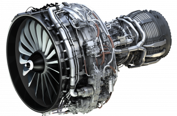 LEAP-1C engine for single-aisle commercial jets