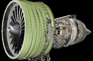 Large turbofans