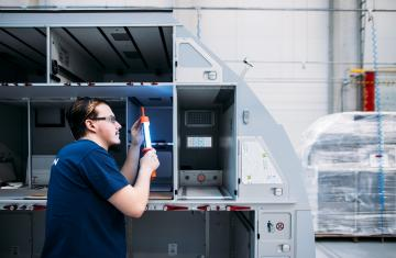 Safran Cabin Services and Aftermarket Support