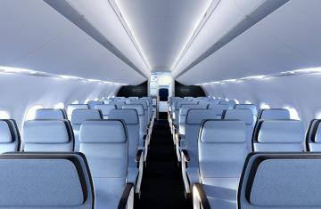 Integrated Commercial Aircraft Cabin Interiors ECOS