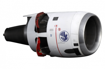 Airbus A320ceo thrust reversers