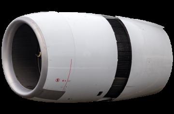 Nacelles de l'Airbus A380