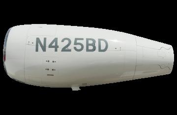Bombardier Challenger 300/350 Thrust Reversers