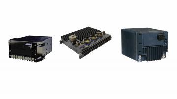 XS1530, NS1310, ES9910 - mission data processing units