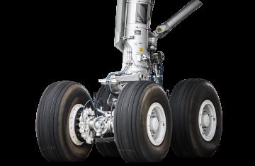 Trains d'atterrissage principaux et avant de la famille Airbus A330
