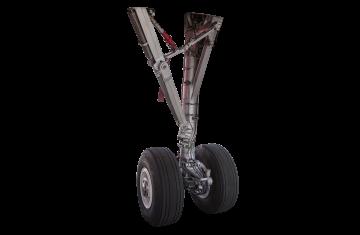 Trains d'atterrissage principaux et avant pour la famille d'avions monocouloirs Airbus