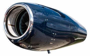 Inverseurs de poussée de l'Embraer Legacy 450/500