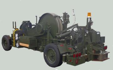 Systèmes d'arrêt d'urgence mobiles pour avions militaires