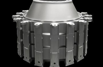Fan disks for commercial turbofans