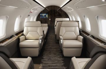 Business Jet Interiors