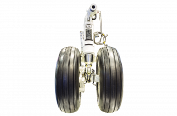 Bombardier Global family main and nose landing gears
