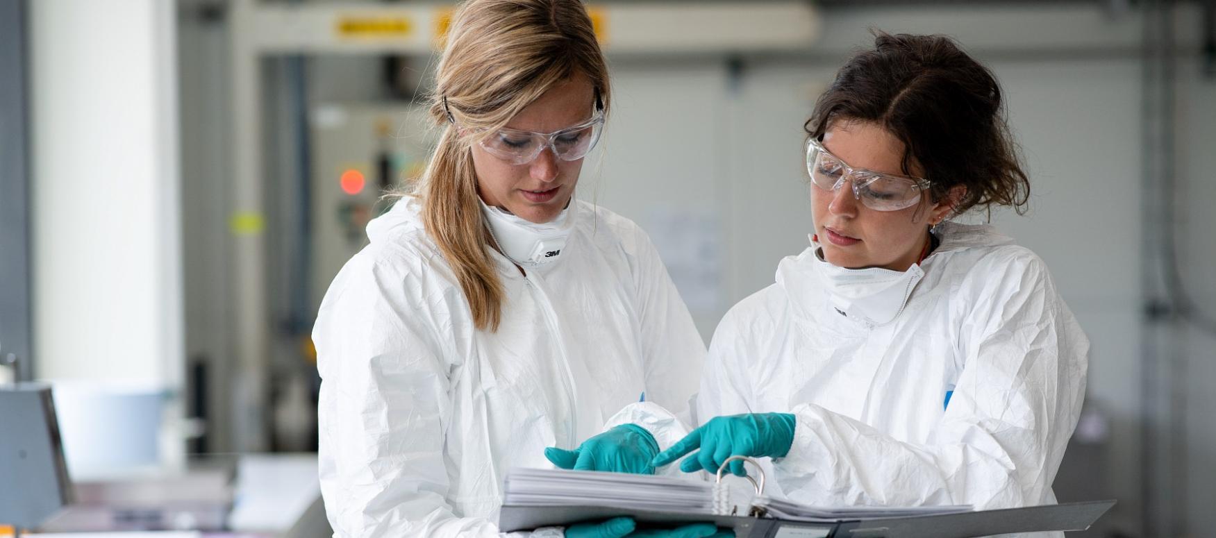 Laboratoire de chimie et conception - département matière textile