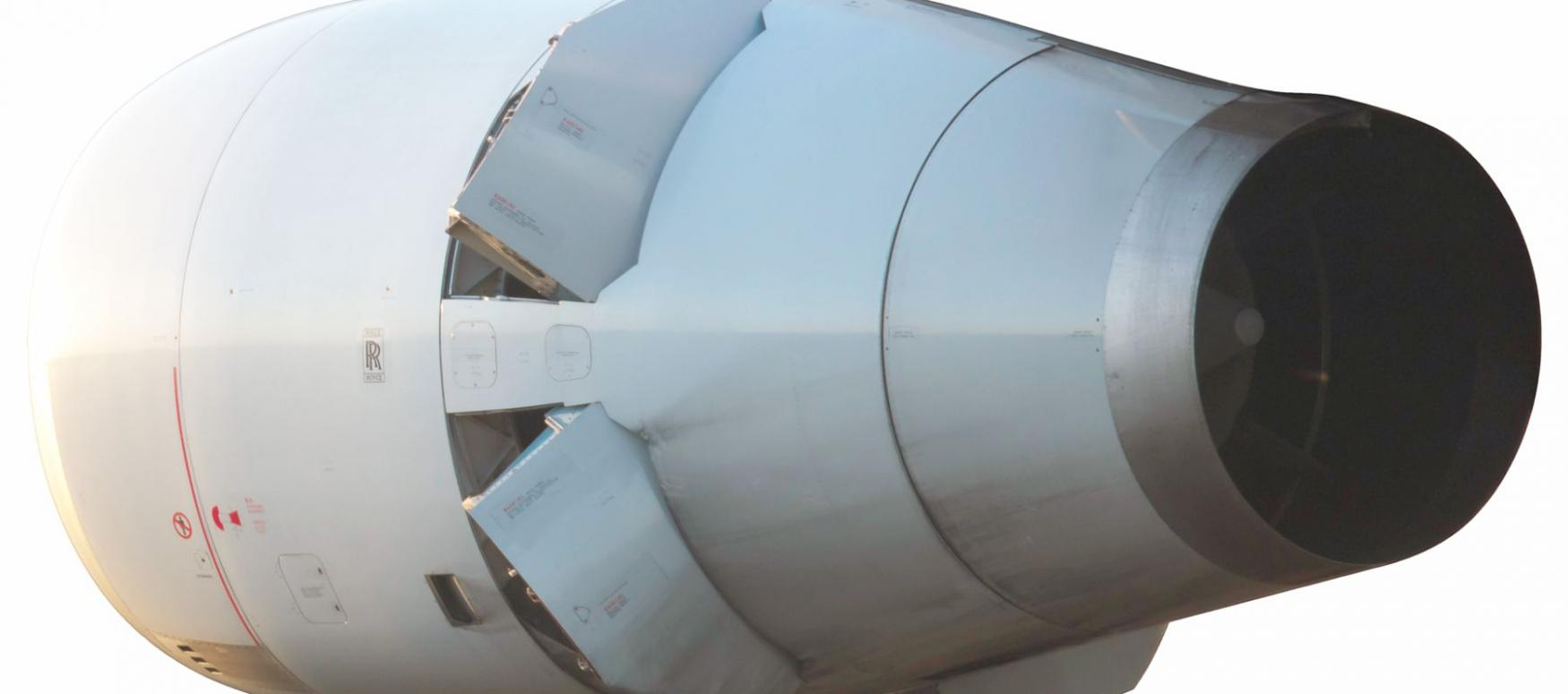 Airbus A330ceo thrust reversers