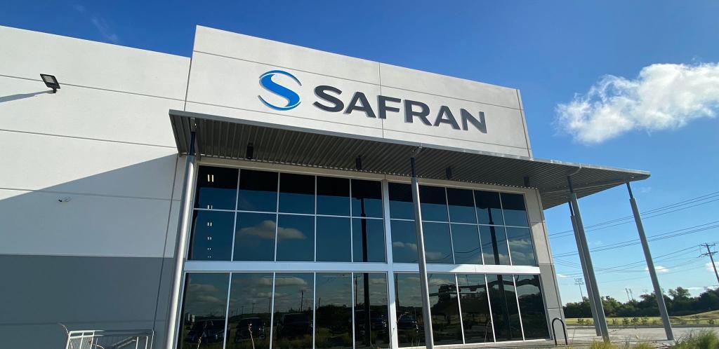 Safran Landing Systems MRO Shop Dallas