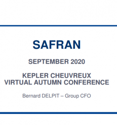 Safran and the challenge of climate change