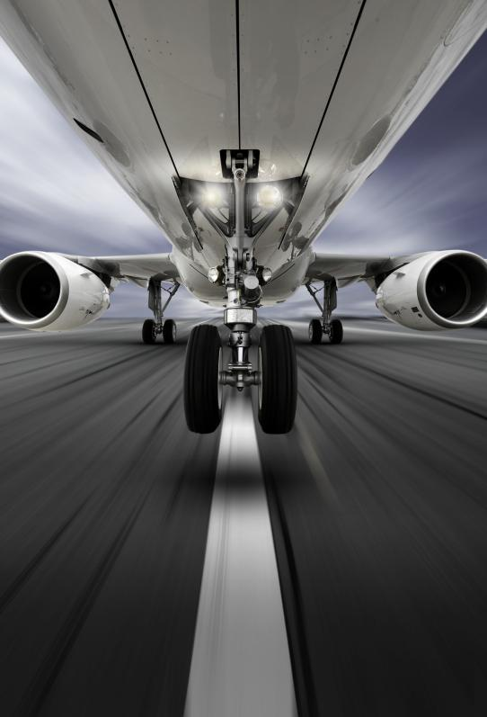 A320 Nose Landing Gear