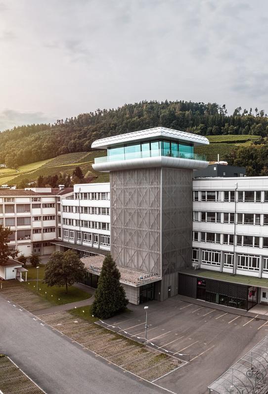 Safran Vectronix Headquarters, Heerbrugg, Switzerland