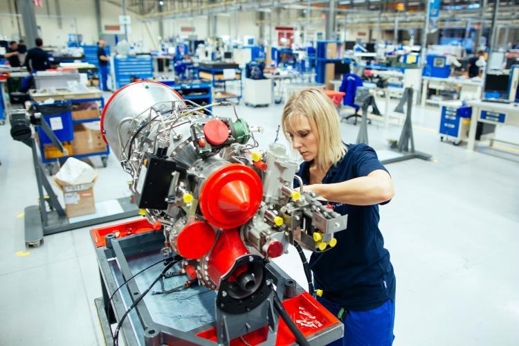 Engine assembly Arriel 2D