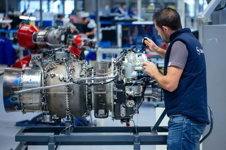 Engine assembly Ardiden 3C