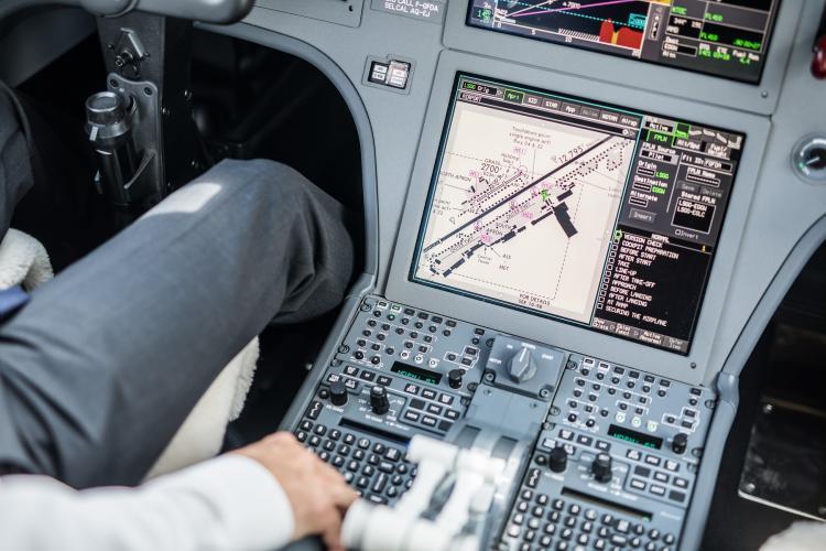 Falcon 2000 (Dassault) - EBACE 2019