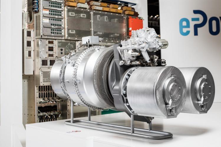 Turbogenerador TG600
