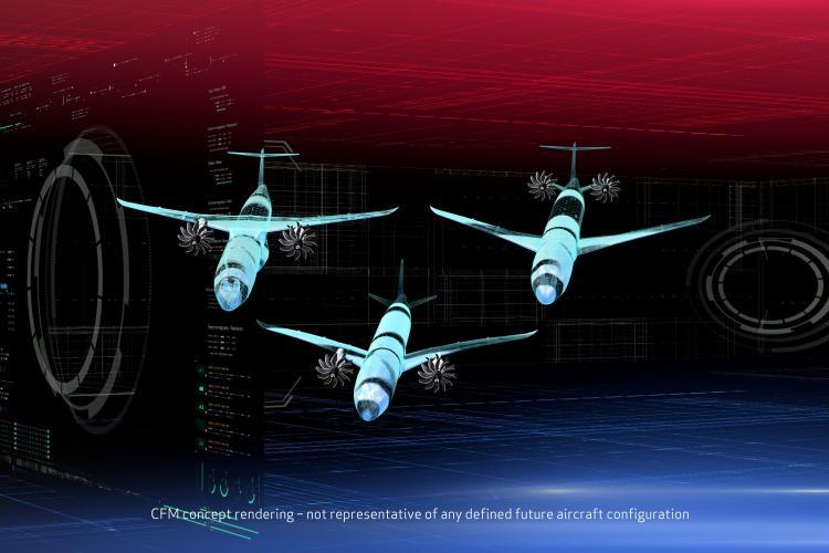 CFM Rise program, airframe integration