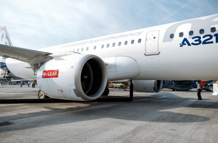 LEAP on A321neo