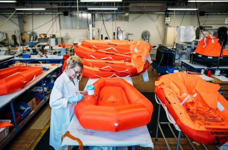 Military Products Workshops, Single-Sea Canoes