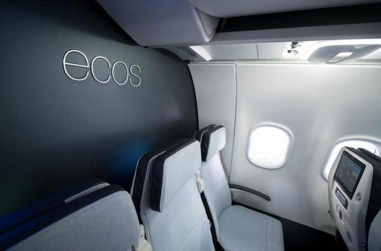 Intérieur de cabine ECOS