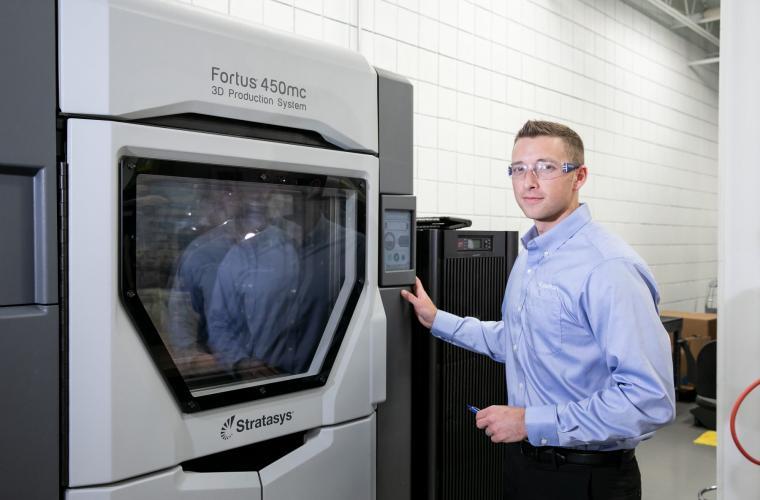 Calibrating 3D printer