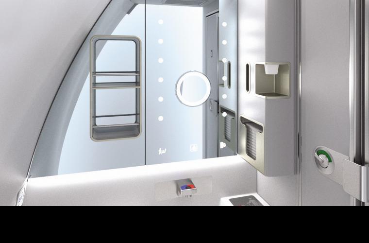 A350 Lavatory