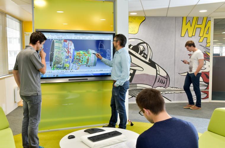 Workshop innovation modules - design and developpment engineering