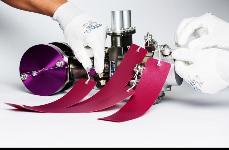 Space equipement - Safran Aero Boosters - VGC2 - Vulcain engine.