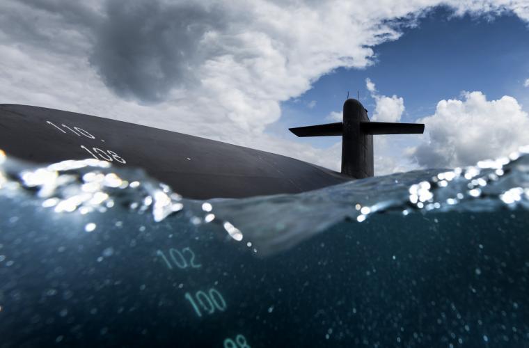 战略潜艇(SNLE)