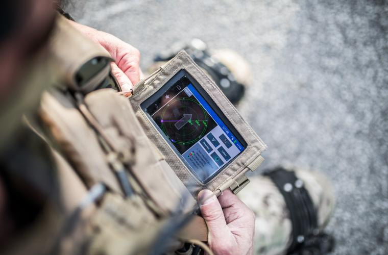 NeoFelis : new generation of dismounted warrior system