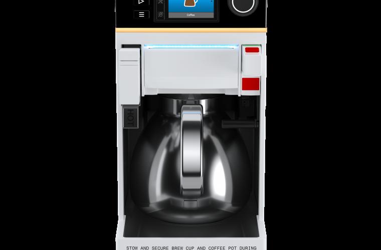 NUVO coffee maker