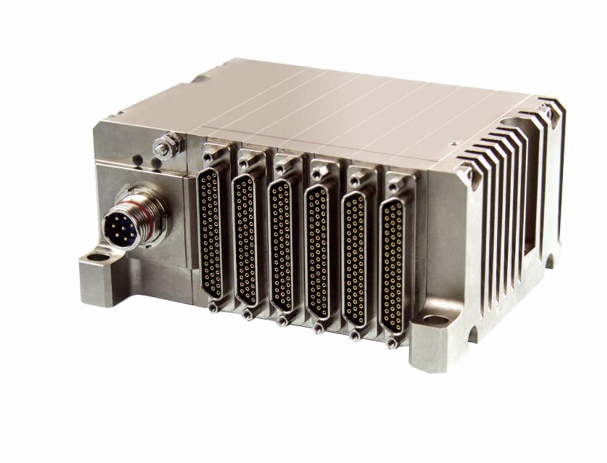 Compact & remote data acquisition unit: XMA