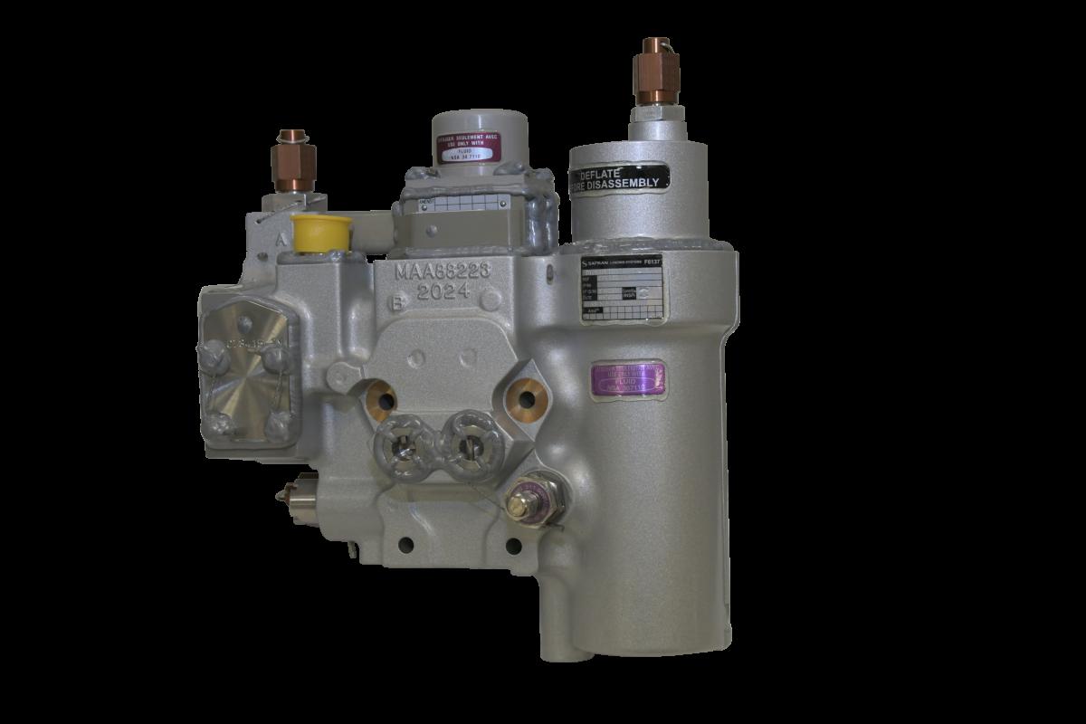 Hydraulic Control Unit Manifold